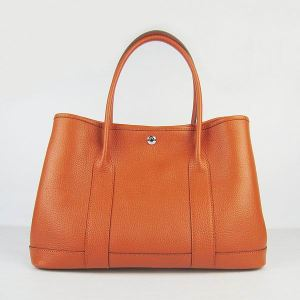 Hermes%20Garden%20Party%20Tote%20Bag%2036CM%20Orange