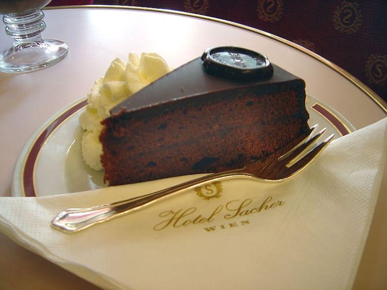 sacher torte
