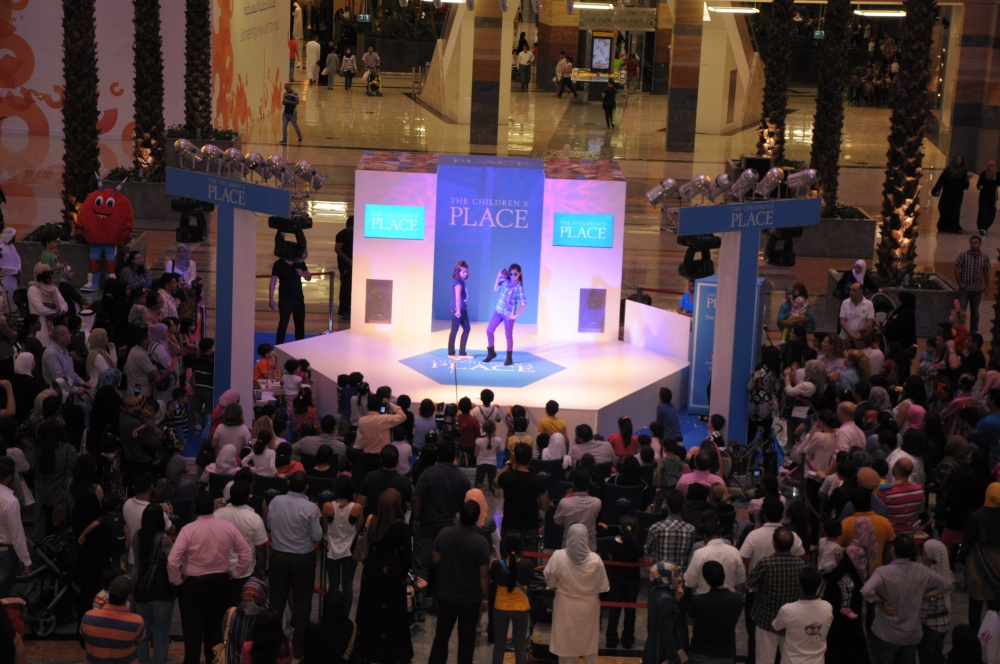 [Event] Children's place at Mirdif City Center  (3/6)