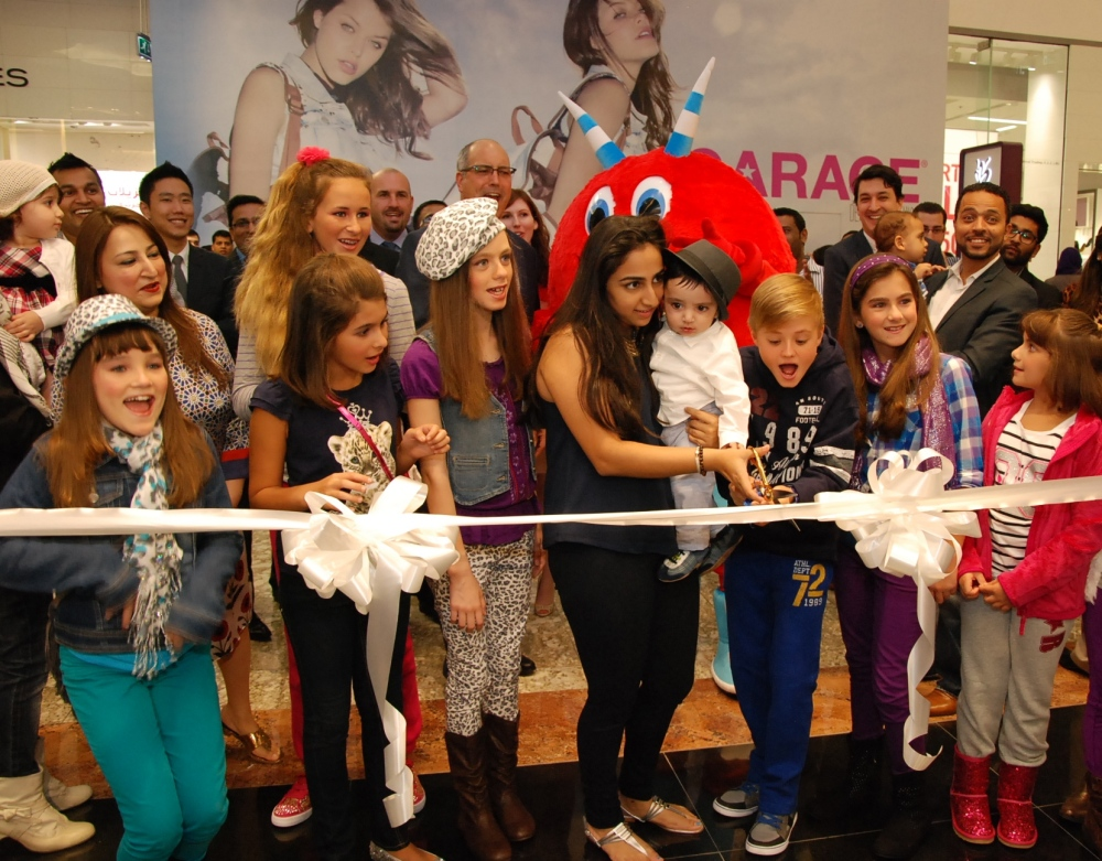 [Event] Children's place at Mirdif City Center  (4/6)