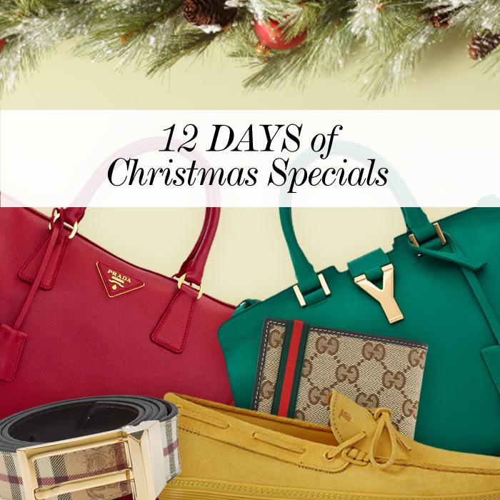 Reebonz 12 Days of Christmas Image