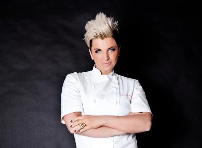 Celebrity chef Silvena