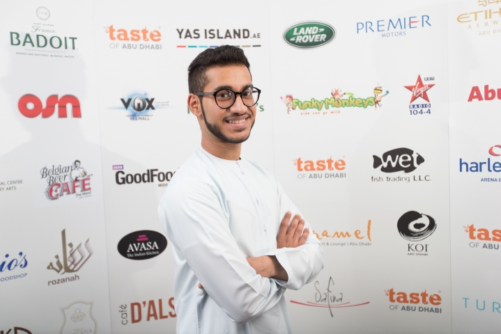 18 year-old Emirati baking sensation Bader Al Awadhi looks forward to showcasing his skills at Taste of Abu Dhabi