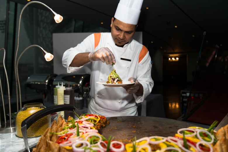 Chefs cook up a storm at Taste of Abu Dhabi launch