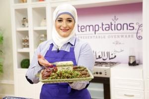 Chef Manal Al Alem