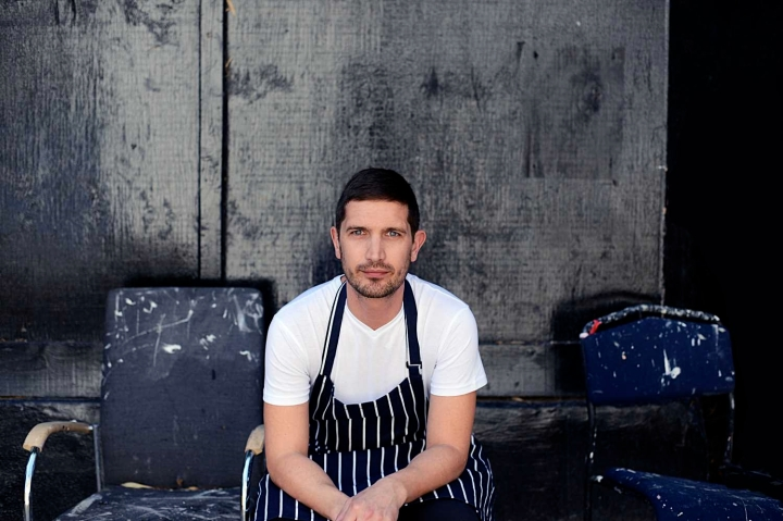 Food Network favourite Andy Bates