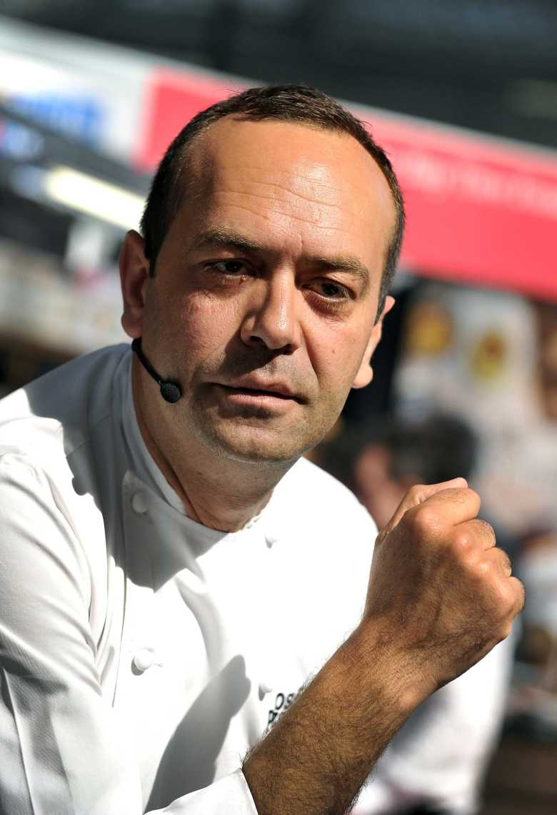TV chef and author Jose Pizarro