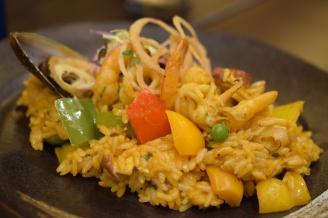 Ceviche restaurant Dubai